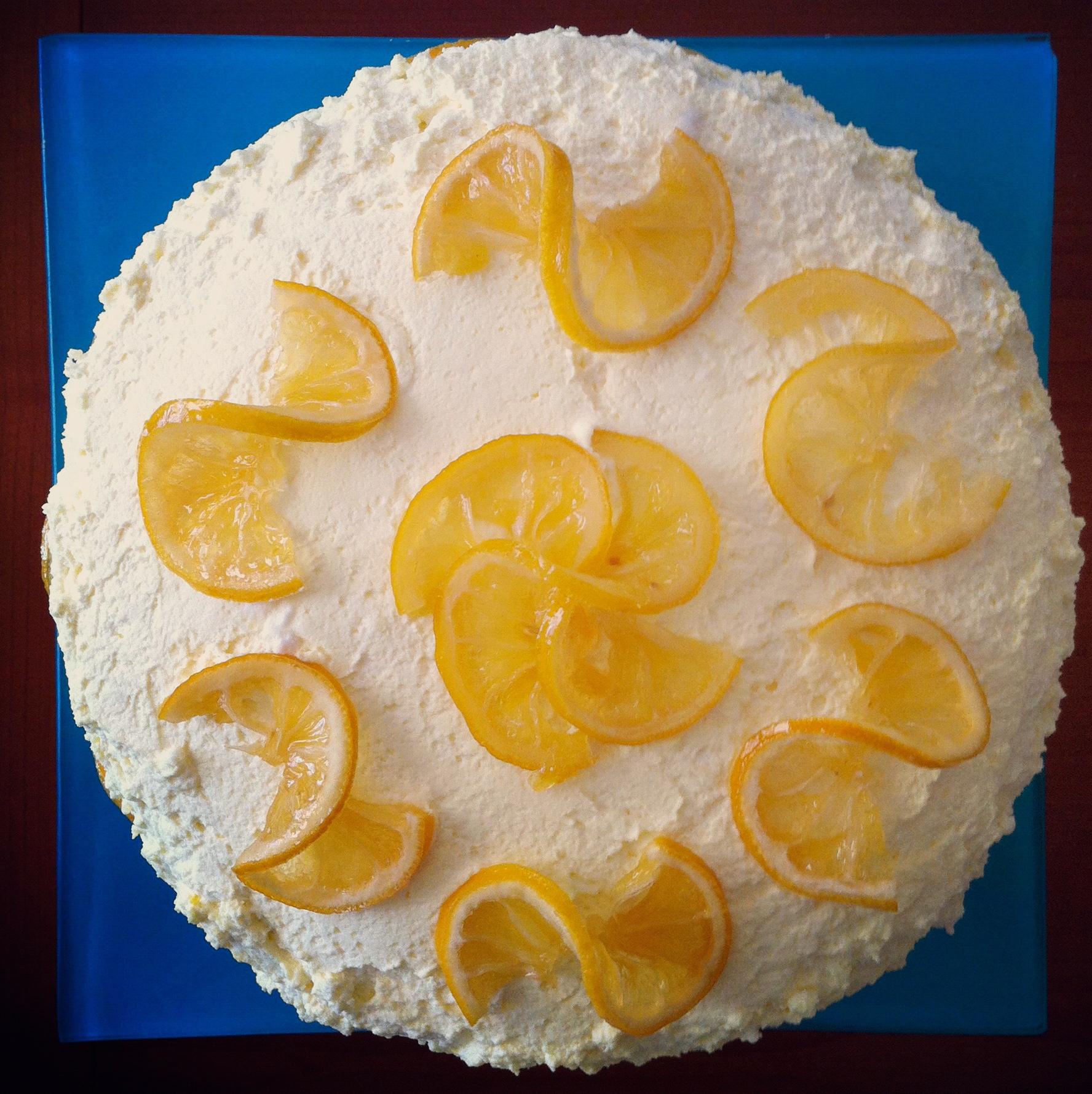 Happy Birthday to Sis & Me!  saucysmile ~ 162105_Lemon Cake Decoration Ideas