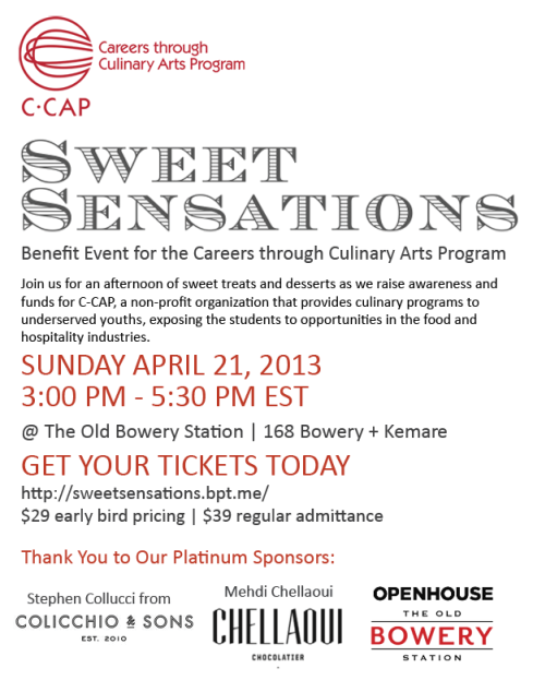 ccap sweet sensations