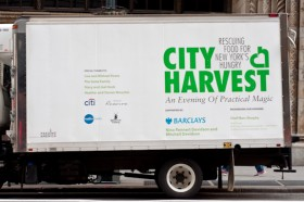 Saucy Smile covers City Harvest's Practical Magic Gala 2013 for Appetite for Good